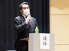 焼津市長・中野弘道氏の講演会